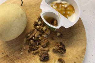 Запеченная груша – полезный десерт для сладкоежек.