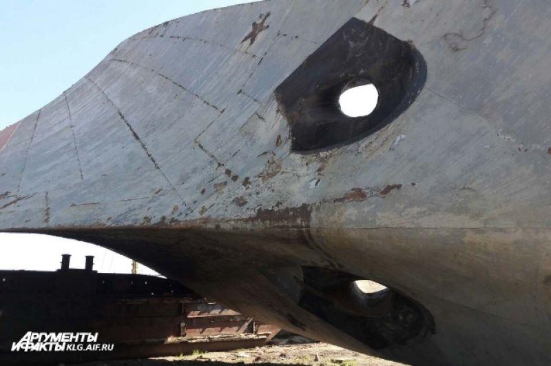 Но жертвы на сторожевике были. В 2008 году при подготовке корабля к выводу из состава БФ в машинном отделении произошёл пожар, в котором погиб лейтенант Кузнецов.
