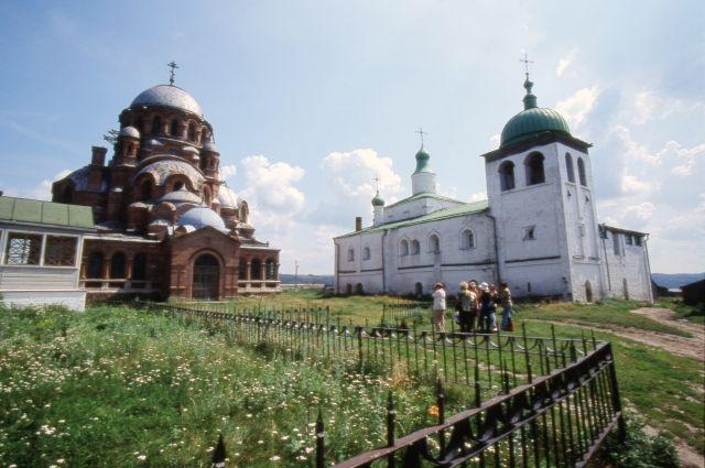 Город Свияжск.