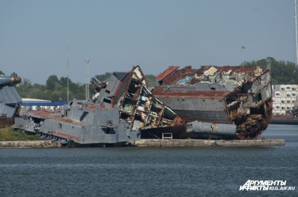 В 1990 г. сторожевые корабли, однотипные с «Неукротимым», продавались на металлолом по ценам от $ 250 до 320 тысяч за корпус.