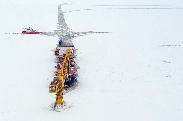 На Новопортовском месторождении добыта пятимиллионная тонна нефти.