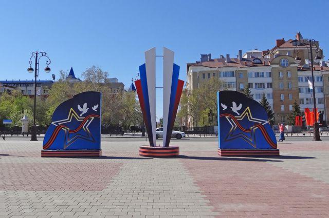 В День Победы тюменцы массово споют парадный марш «День Победы»