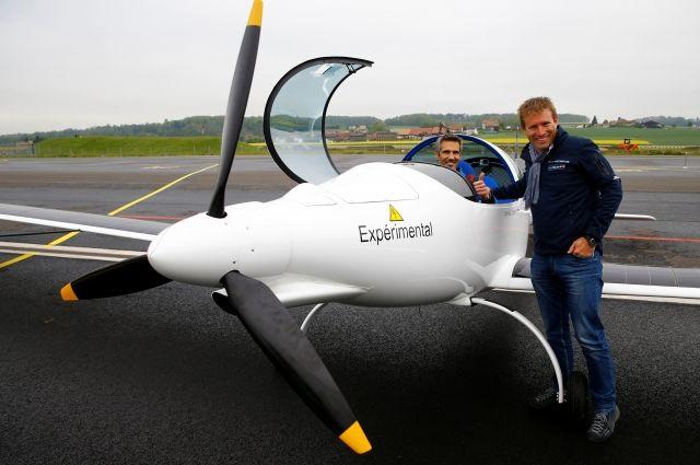 В Швейцарии испытали самолет на солнечных батареях для полета в стратосферу - Real estate