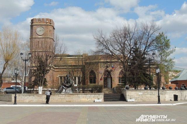 Более чем через 100 лет гауптвахта стала музеем.