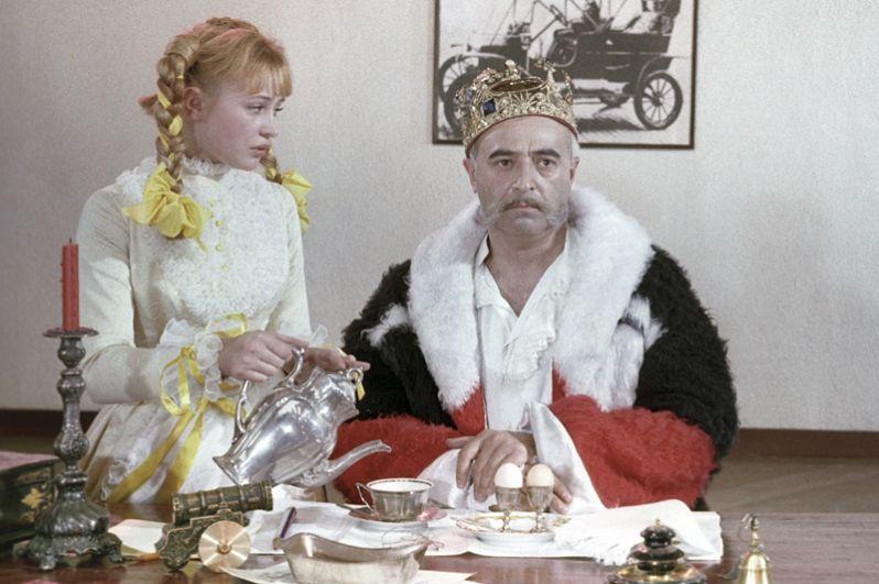 Кадр из фильма «Старая, старая сказка »1968 г.