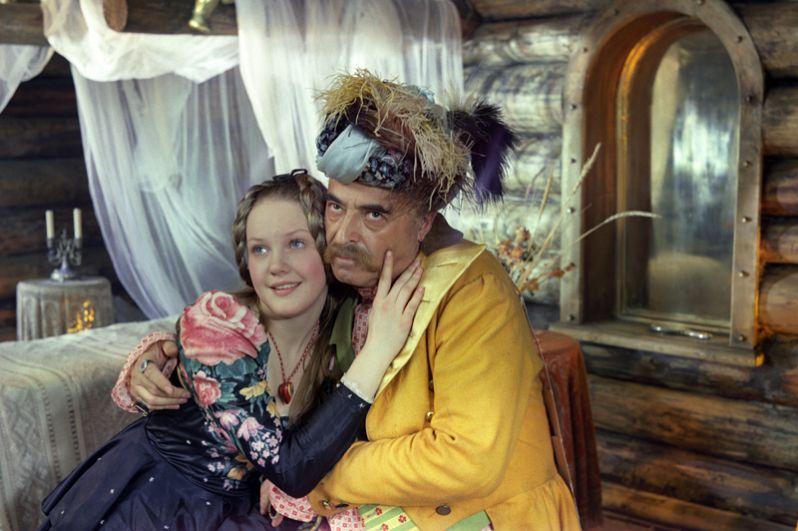 1977 год. Фильм «Как Иванушка-дурак путешествовал в поисках чуда» режиссера Надежды Кошеверовой.