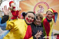 Фестиваль русской культуры немного подпортила погода, но на настроении это не сказалось.