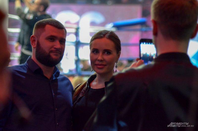 Звезда шоу «Уральские пельмени» Юлия Михалкова.