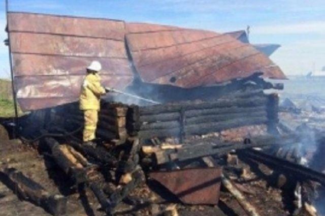 Два жителя Пензенской области едва несгорели живьем всобственных домах