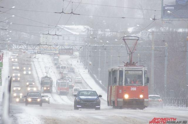 Самый большой уровень осадков наблюдается в южных районах Пермского края.