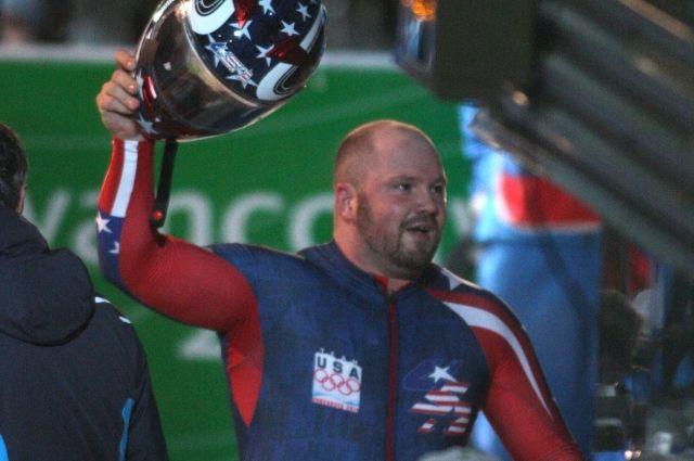 Олимпийский чемпион побобслею Стивен Холкомб найден мертвым