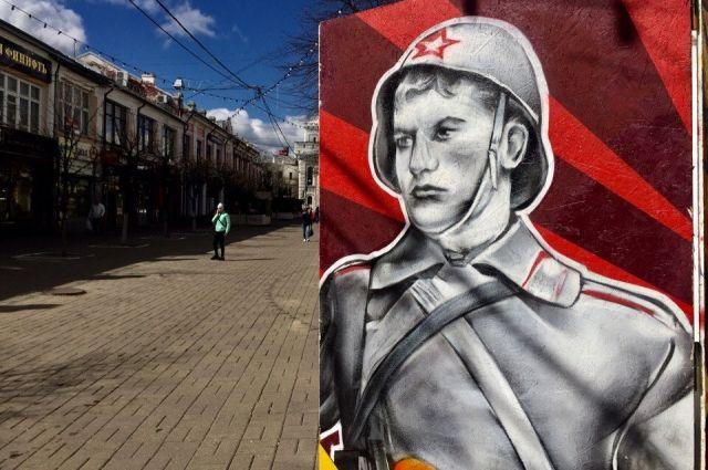 На площади Революции развернётся «Штабной вагон» офицера Красной Армии.