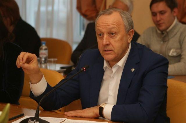 Валерий Радаев: «Нашу Победу мыникому неотдадим!»