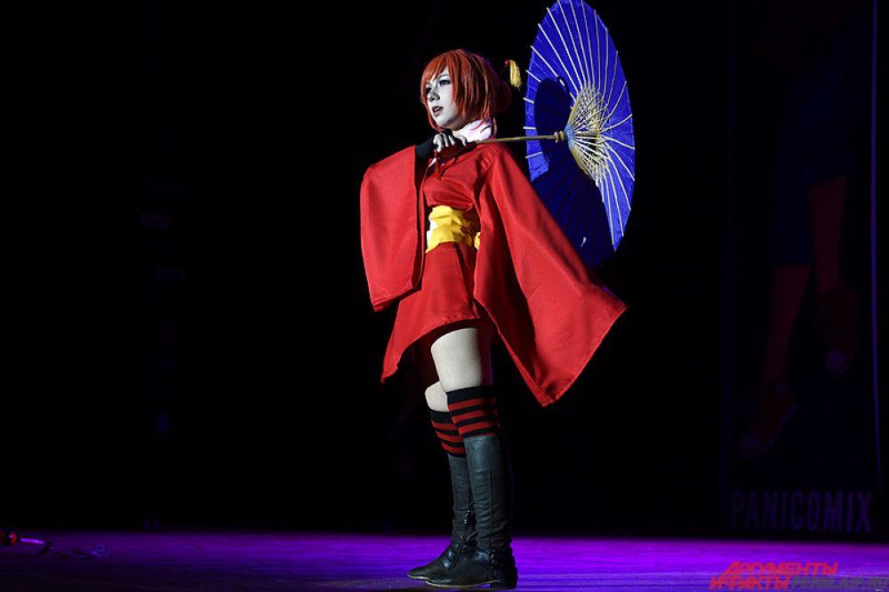 Герои японской культуры – одни из самых популярных персонажей у пермяков для перевоплощения.