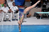 Надежда Бажина победила в прыжках с метрового трамплина в миксте в прыжках с трехметрового трамплина.