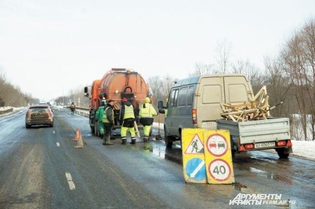 Новая дорога появится в селе Усть-Гаревая Добрянского района.