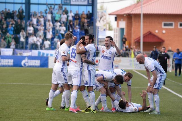 ФК «Краснодар» 7мая навыезде сыграет с«Оренбургом»