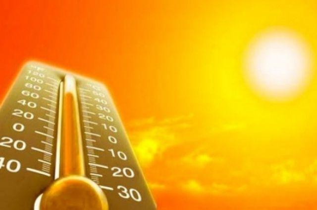 Резкое потепление придет вЕкатеринбург 9мая