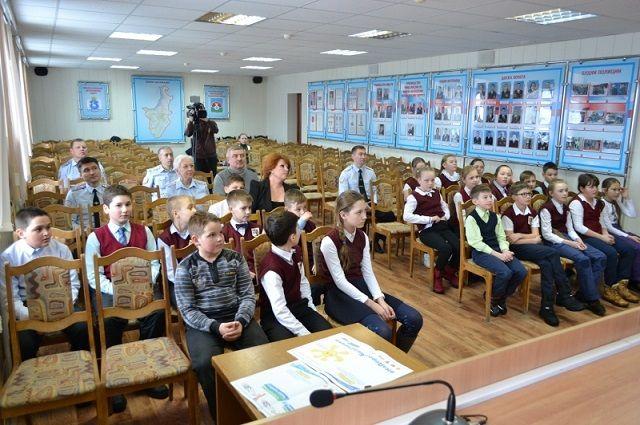 Надымским школьникам рассказали о важности соблюдения скоростного режима.