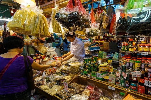 Таможня Китайская республика: товарооборот сРоссией всередине весны вырос на15%