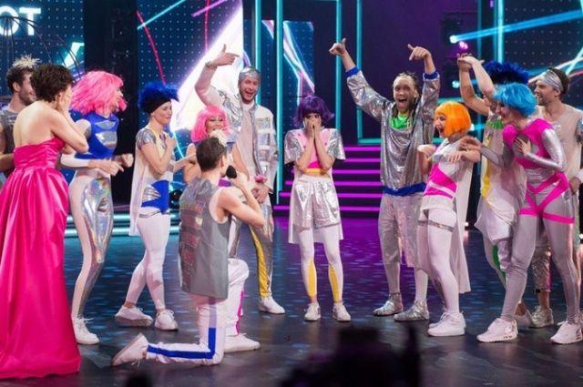 Красноярская команда Evolvers заняла 3 место нателешоу «Танцуют все!»