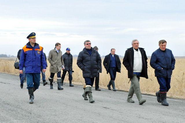 Владимир Якушев провел заседание оперативного штаба в Ишиме