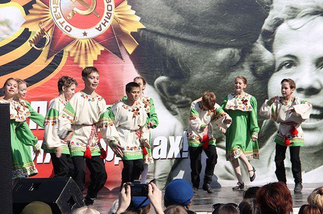 Музыкальная программа «Песни победы» и салют ждут жителей Заводоуковска