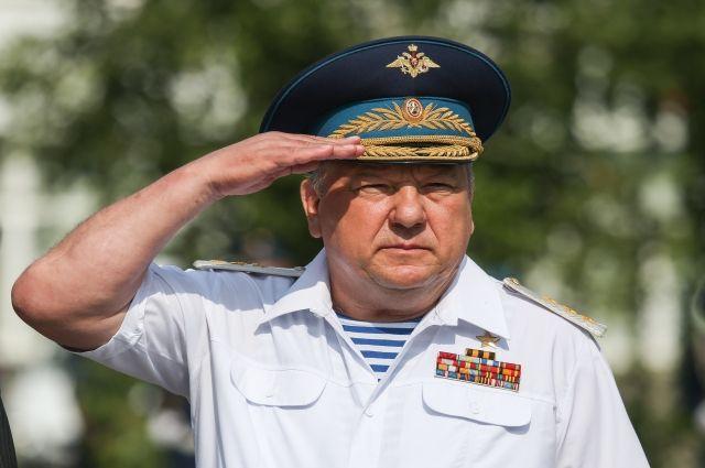 Шаманов рассказал, что в Крыму появится десантно-штурмовой полк