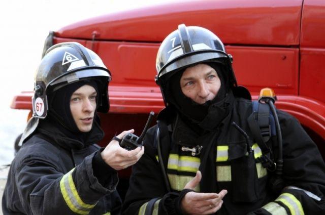 Специалисты локализовали пожар за 14 минут.