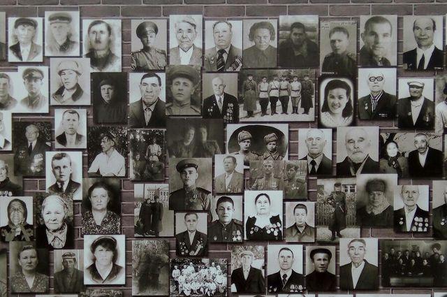 «Стена памяти» возле тюменского технопарка собрала почти тысячу героев
