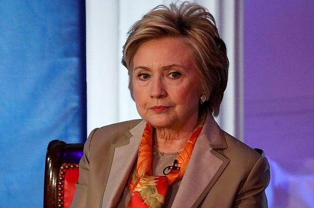 ВСША выйдет книжка обальтернативной жизни Хиллари Клинтон без Билла