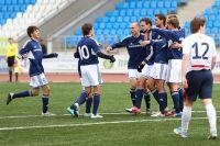 24 года спустя наша команда выиграла в Брянске с крупным счетом 3:0, взяв убедительный реванш за поражение в домашнем матче первого круга.