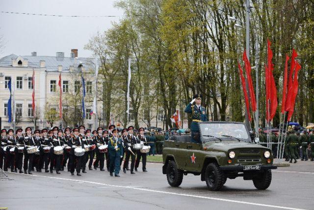 Парад Победы в Смоленске