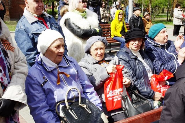 Редакция поздравила новосибирцев с праздником.