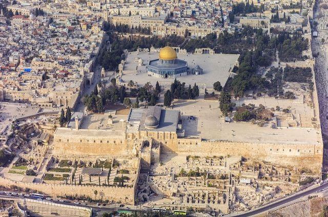 Израиль вызвал турецкого посла после слов Эрдогана обИерусалиме