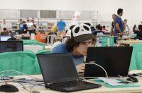 Омские робототехники определят кто представит регион на всероссийских соревнованиях.