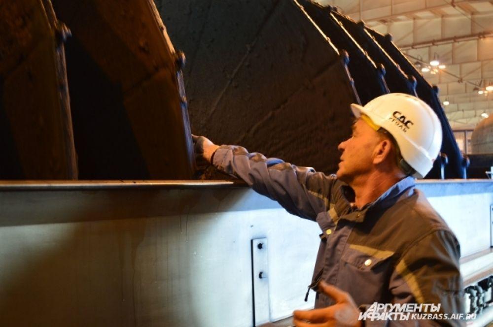 Более 80% угля с разреза отгружается на экспорт в страны дальнего и ближнего зарубежья: Китай, Южная Корея, Япония, Турция, Украина, Латвия, Румыния, Польша.