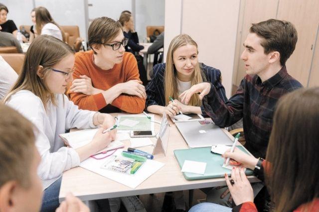 Студенты ВШЭ-Пермь предложили интересные идеи и нестандартные решения по продвижению услуг эквайринга.