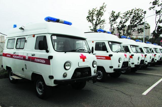 20 микроавтобусов пополнят парк автомобилей службы скорой помощи Челябинска