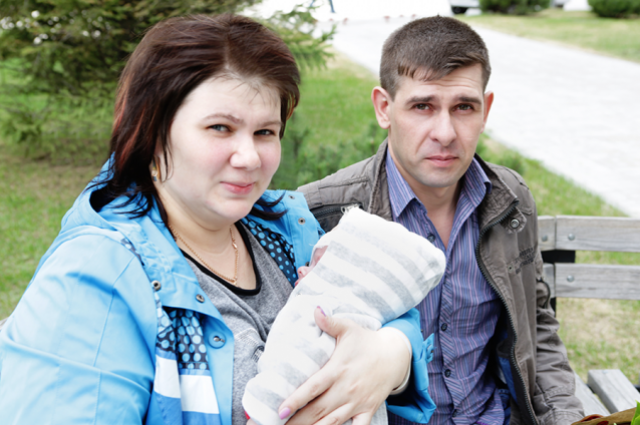 Малыш и мама уже выписаны из больницы