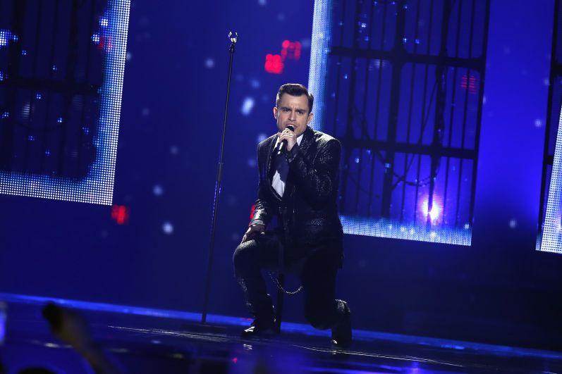 Omar Naber из Словении представил песню On My Way