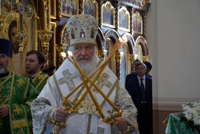 20мая вСаранск прибудет частица Николая Чудотворца