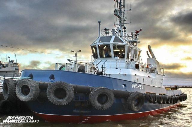 В 2016 году приказом Главнокомандующего Военно-Морским флотом морскому буксиру «МБ – 97» присвоили имя «Анатолий Птицын».