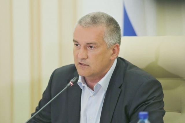 Заработок руководителя Крыма втечении следующего года вырос практически вдвое