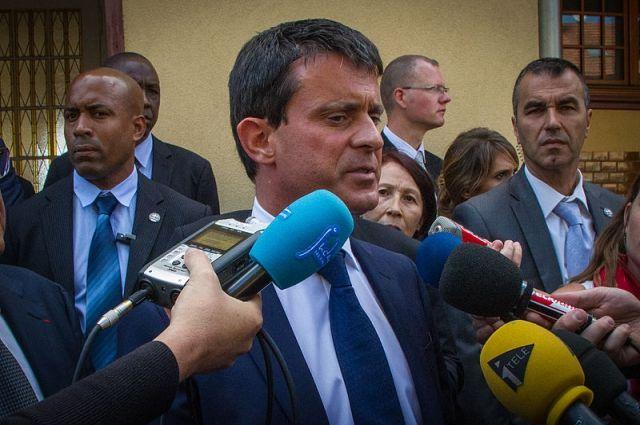 Вальс хочет избираться впарламент Франции от«большинства» Макрона