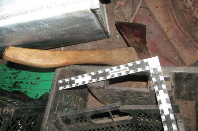 ВСамарской области мужчина две недели сохранял вквартире расчленённый труп возлюбленной