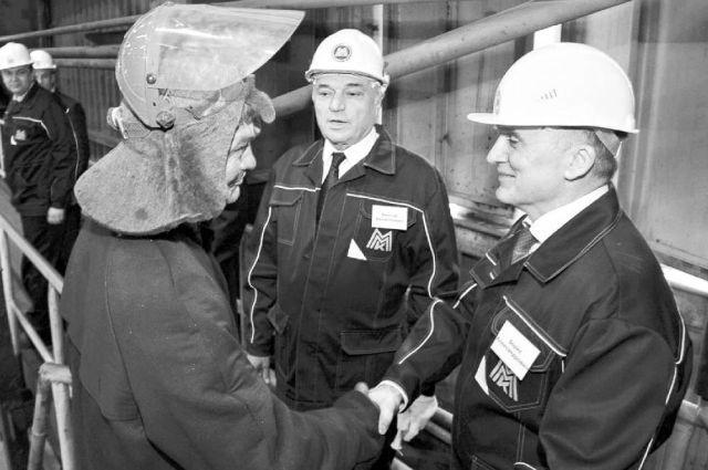 Одним из примеров, когда крупное промышленное предприятие уже несколько лет реализует экологические программы, может служить Магнитогорский металлургический комбинат.