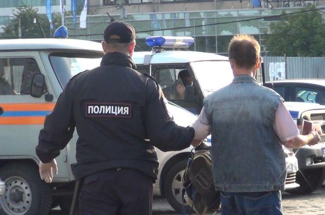 Массовая драка произошла в Калининграде в День Победы.