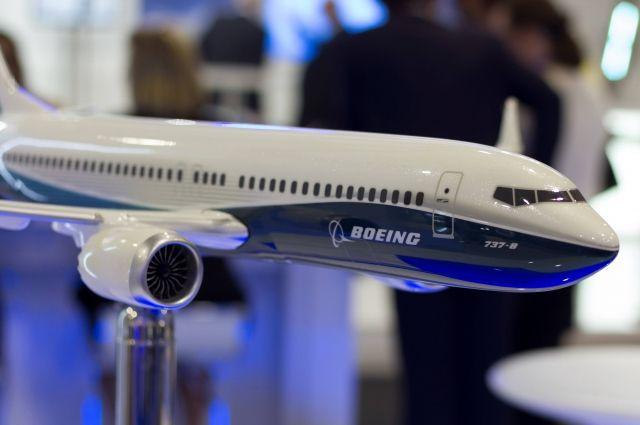 Компания Boeing остановила полеты собственных новых самолетов 737 MAX