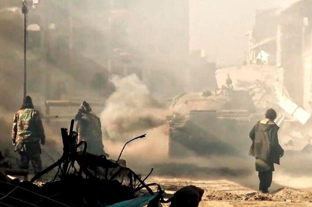 ВСирии в итоге взрывов наскладе оружияИГ погибли 20 человек